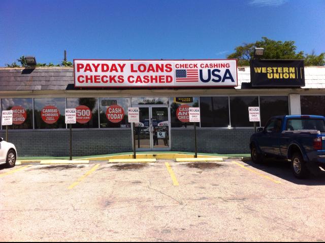 Check Cashing USA - ad image