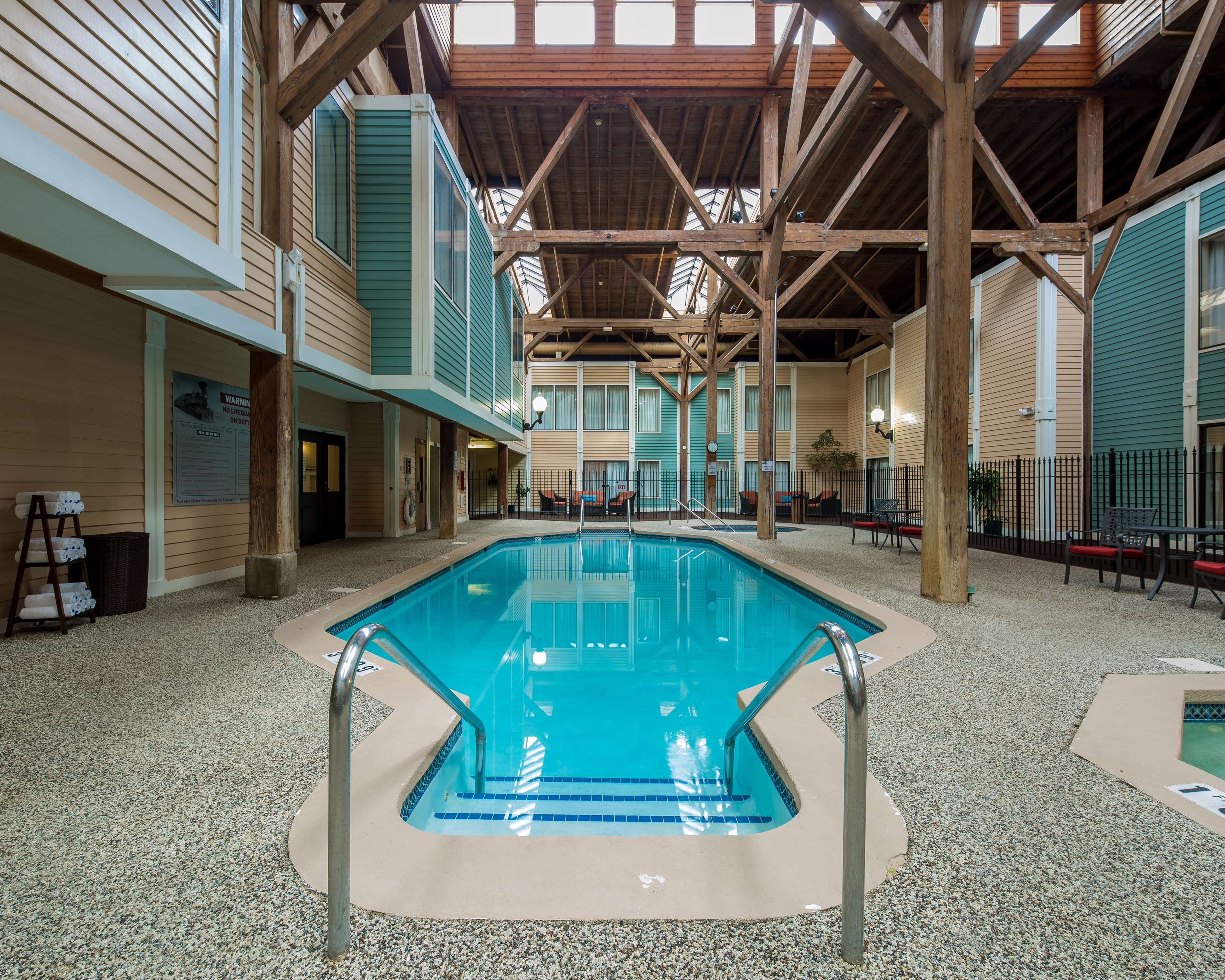 Best Western Plus Como Park Hotel image 8