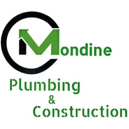 Mondine Plumbing and Construction Logo