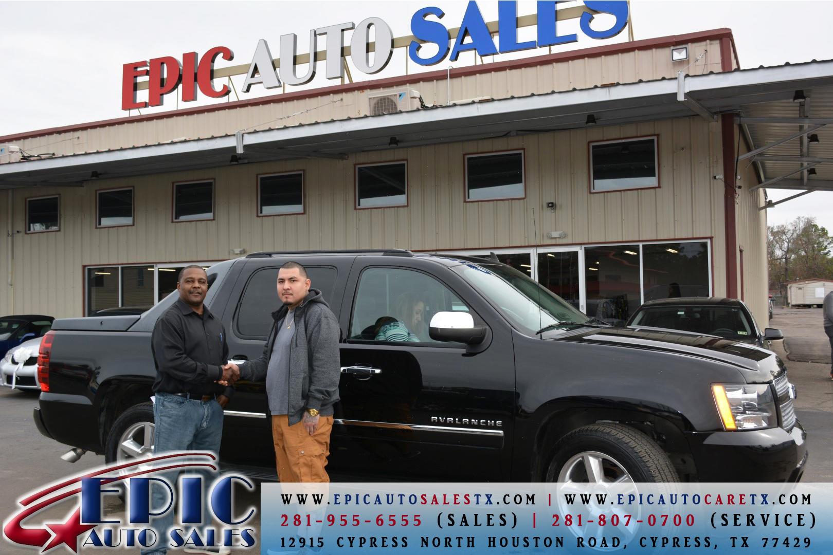 Epic Auto Sales image 1