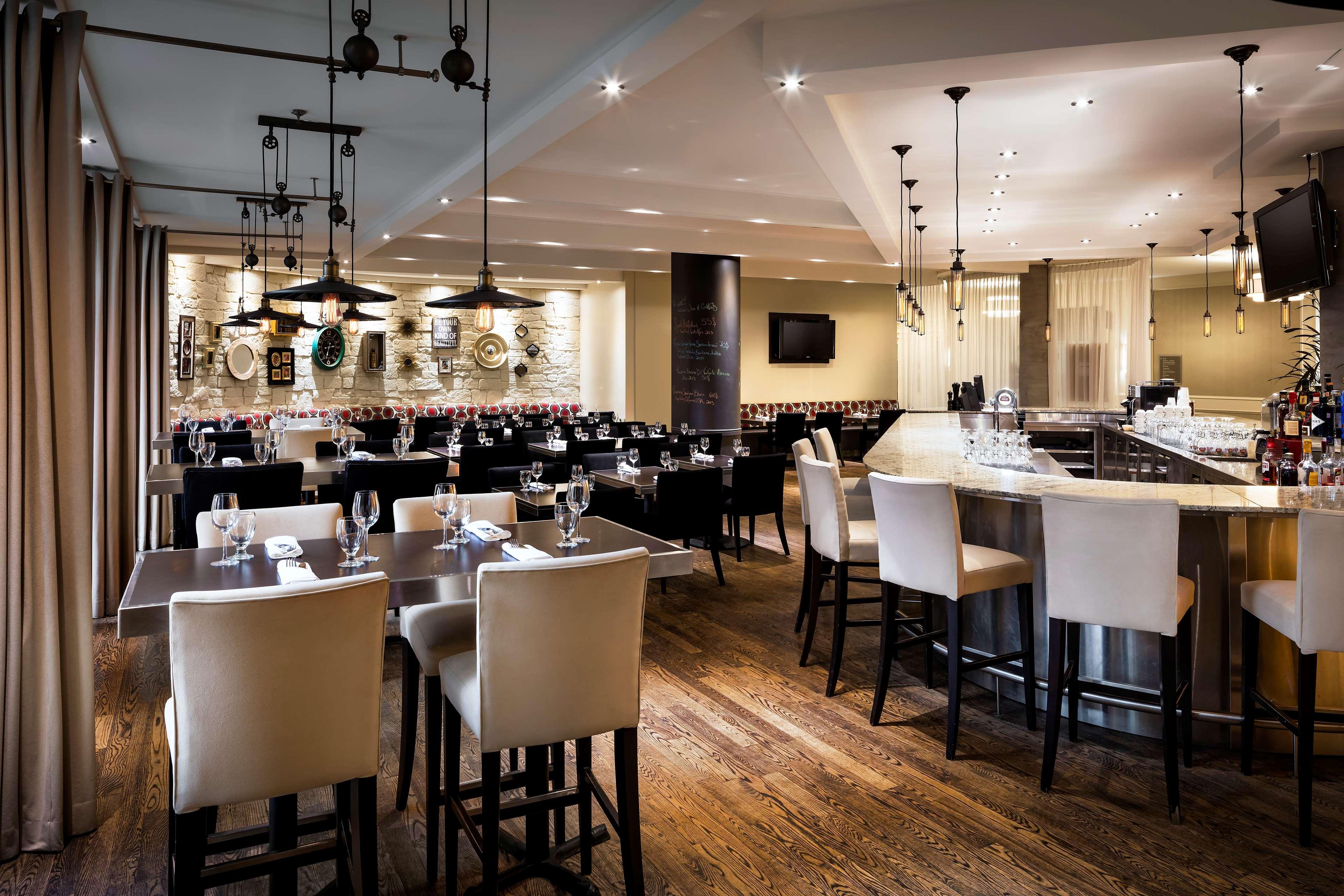 Le Westin Resort & Spa, Tremblant, Quebec à Mont Tremblant: Gypsy Restaurant