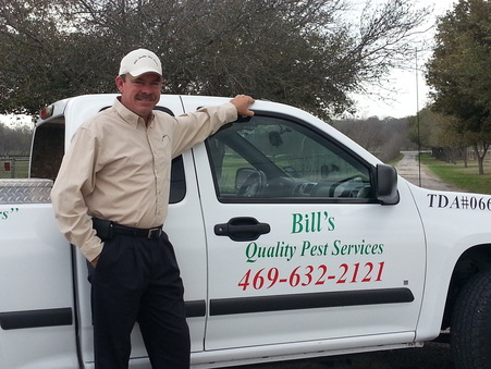 Bill's Quality Pest Services LLC image 2
