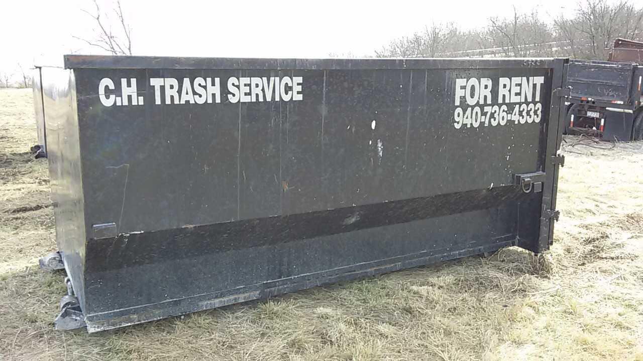 C.H. Trash Service - Dumpster Rental image 3