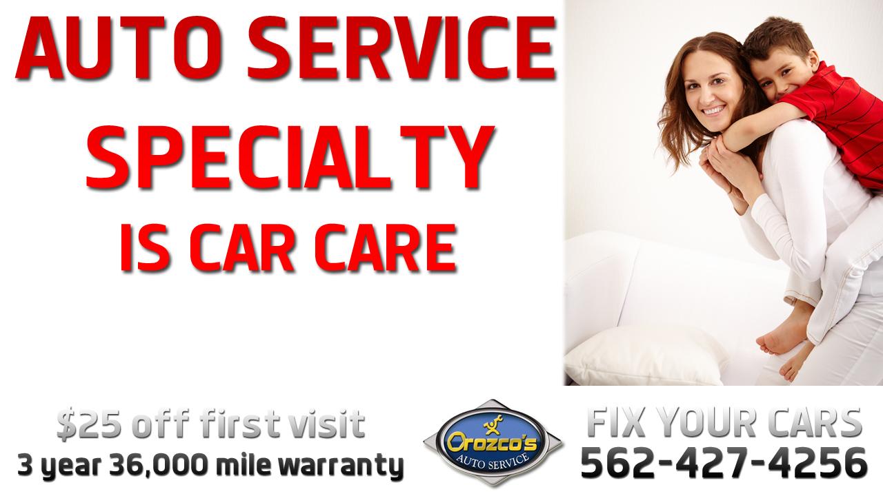 Orozco S Auto Service Atlantic Avenue Long Beach Ca