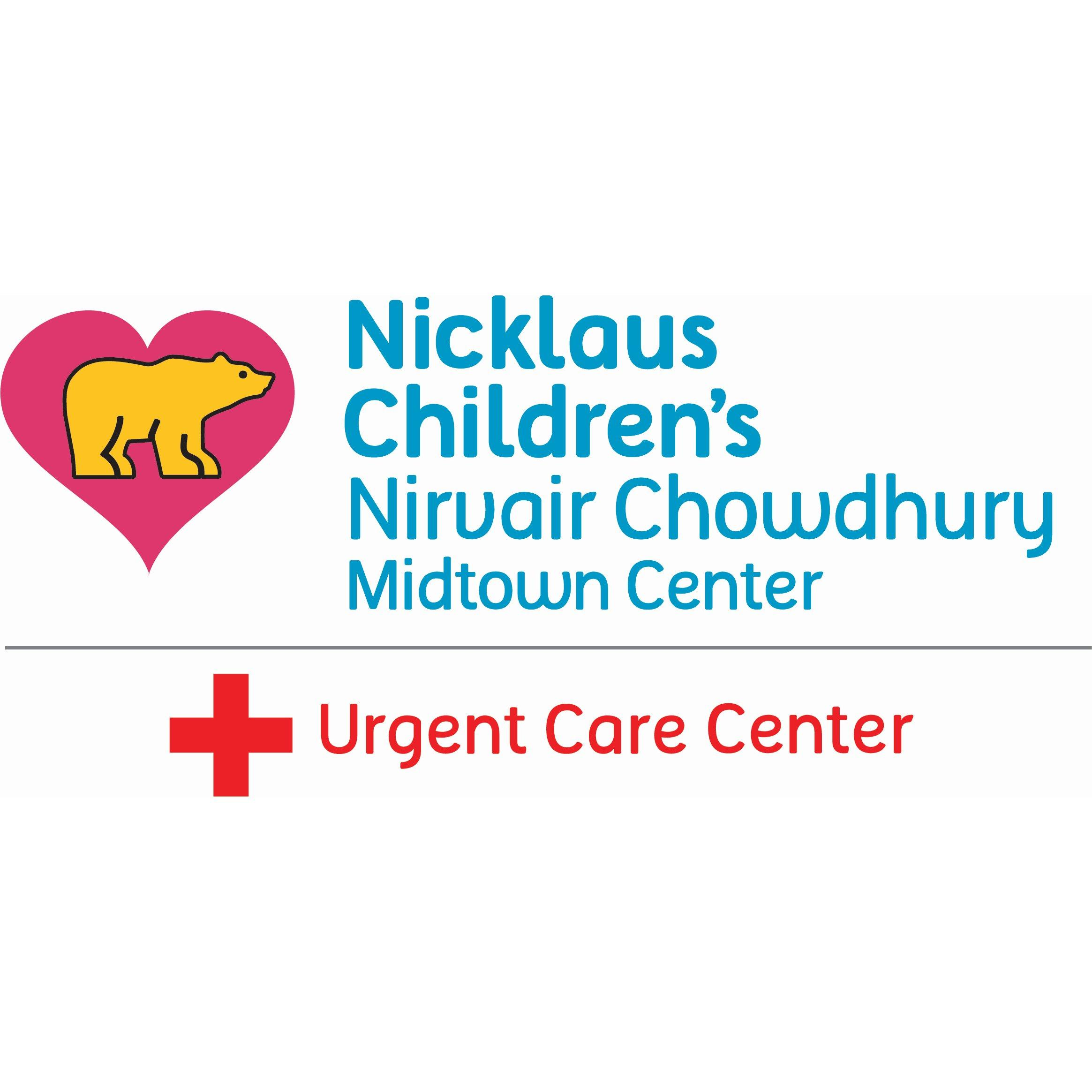 Nicklaus Children's Nirvair Chowdhury Urgent Care Center