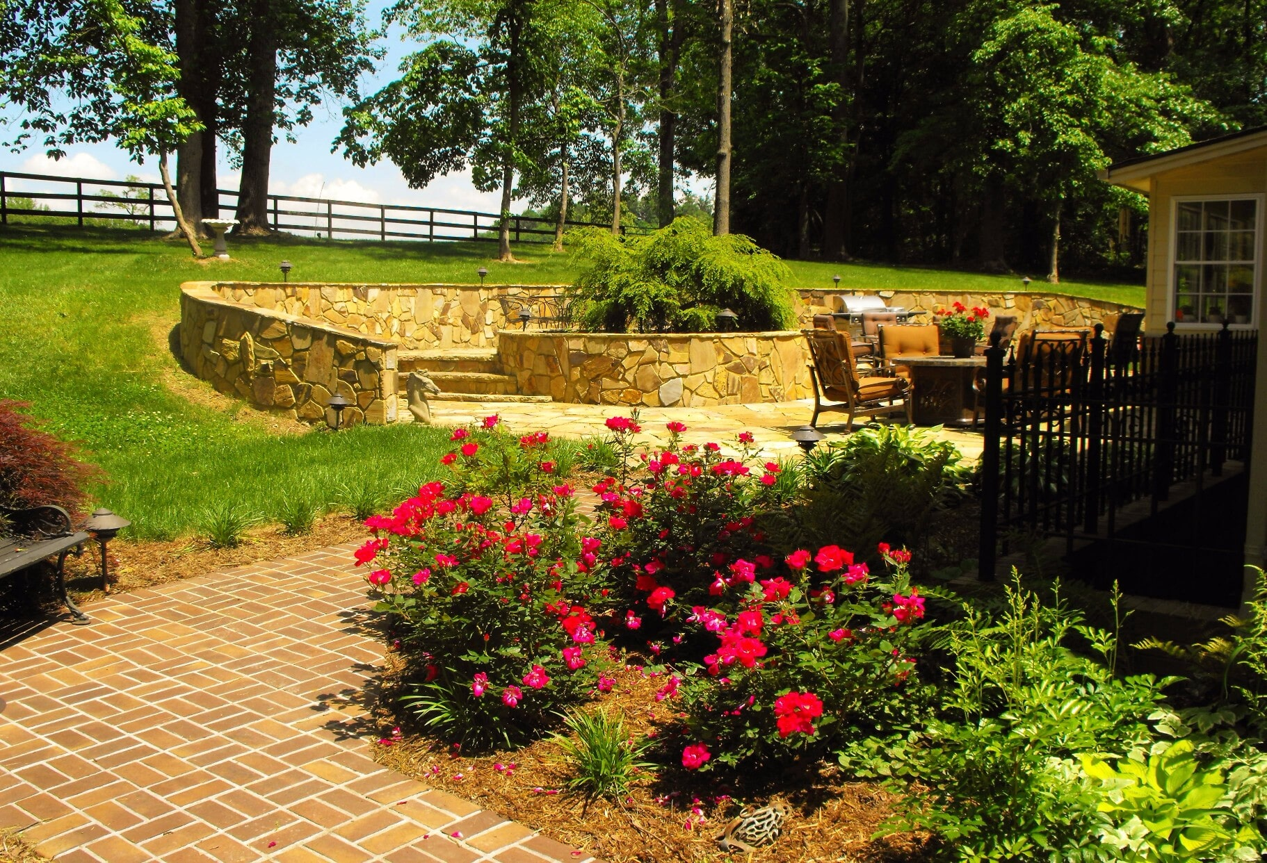 Stapleton landscape architecture pllc nickelsville va for Landscape architects directory