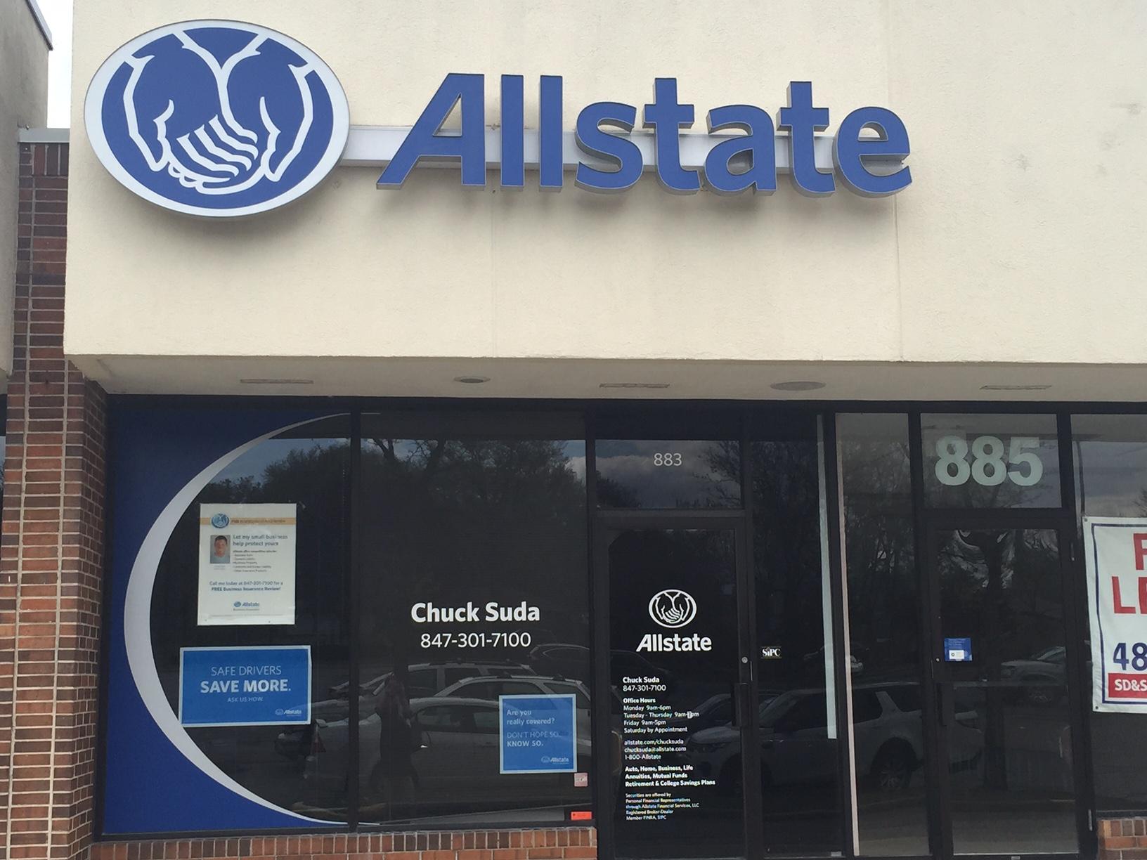 Allstate Insurance Agent: Chuck Suda image 1