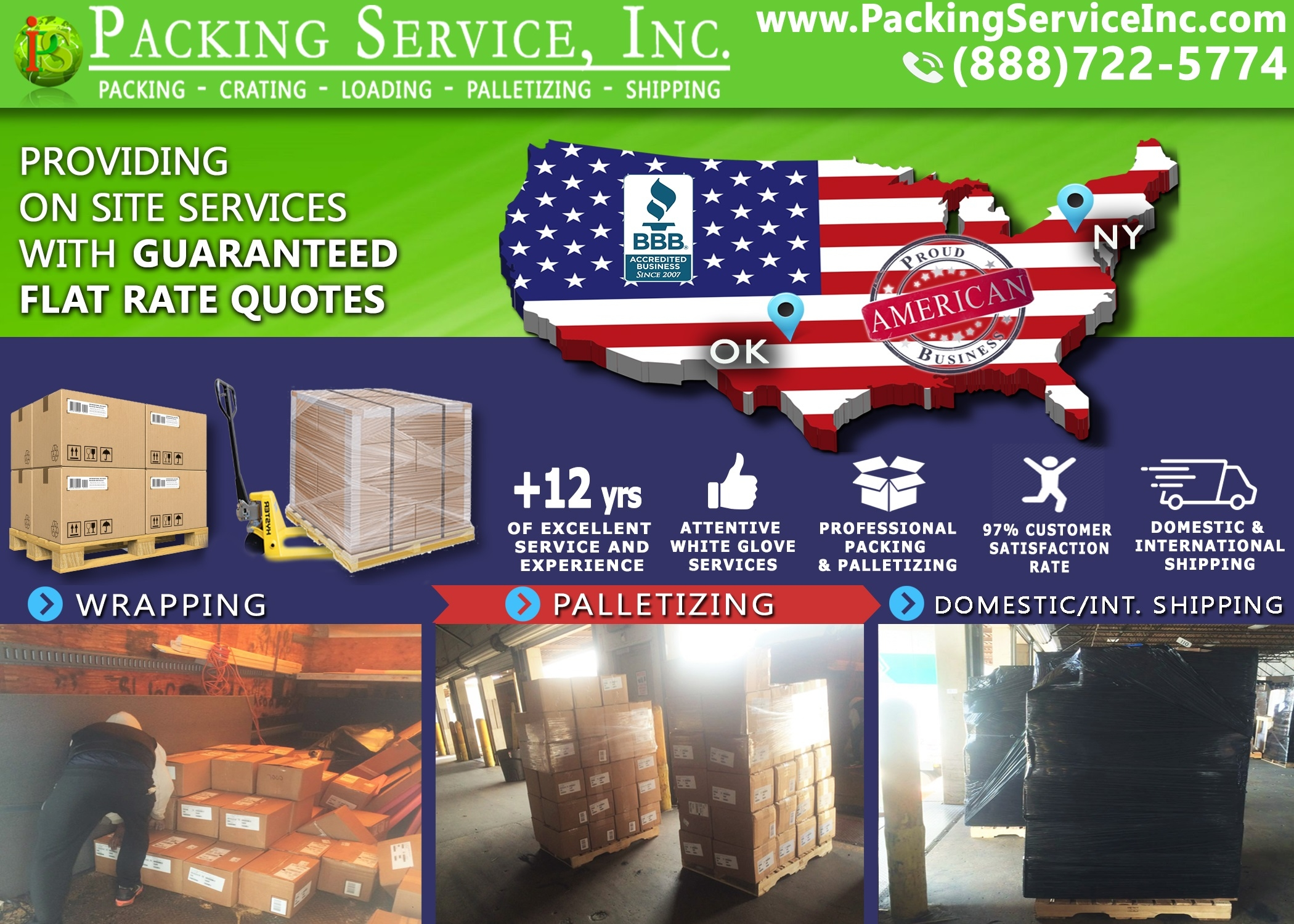 Packing Service, Inc. image 1