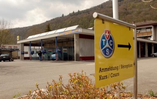 TCS Center Sektion Biel/ Bienne Seeland