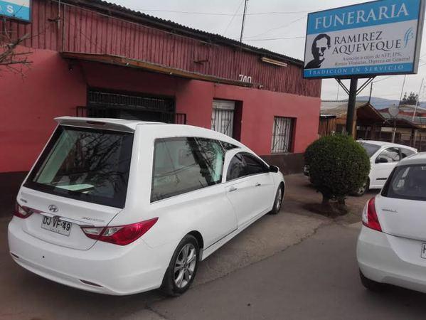 FUNERARIA RAMIREZ AQUEVEQUE