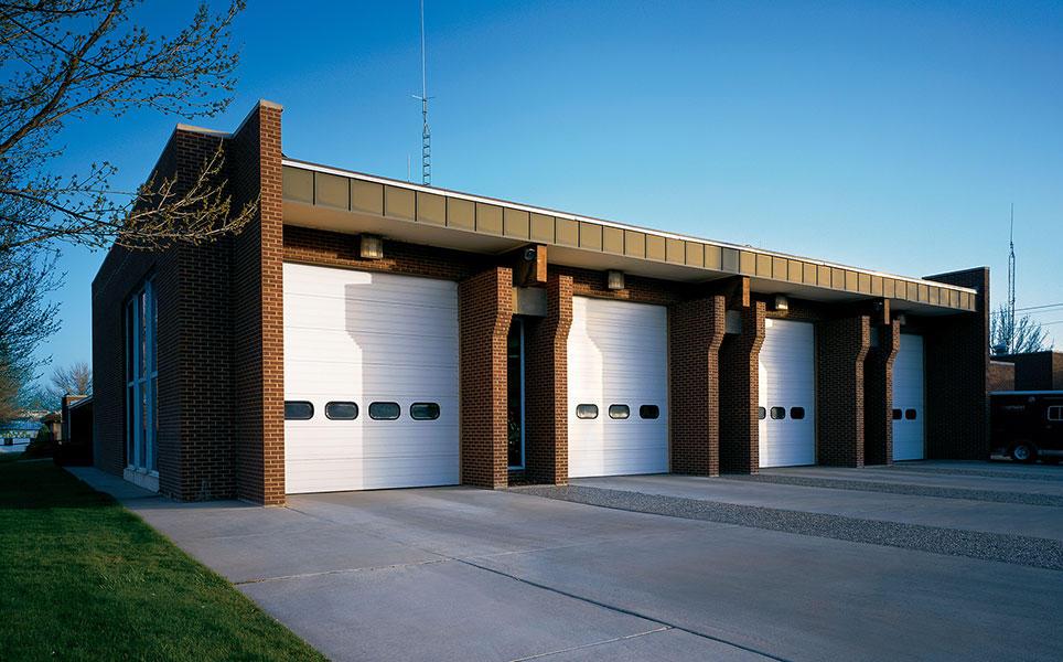 Commercial Garage Door Installation and Repair