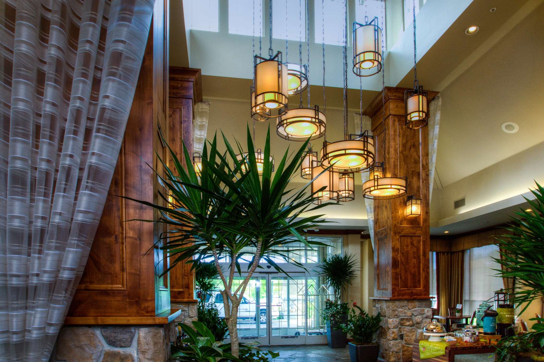 Hilton Garden Inn Boise/Eagle 145 E Riverside Drive Eagle, ID Hotels ...