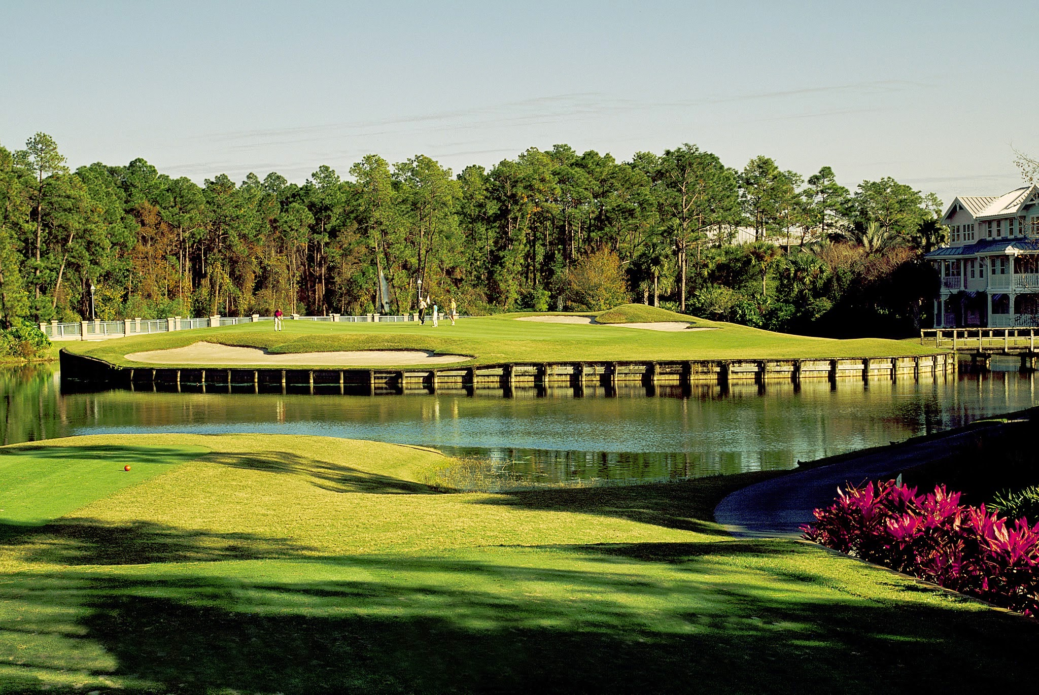 Disney's Lake Buena Vista Golf Course image 0