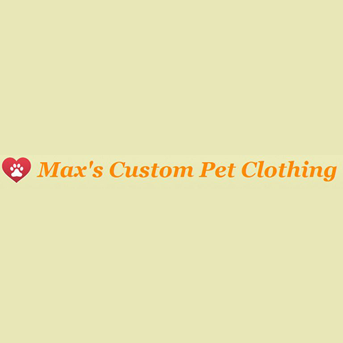 Max's Custom Pet Clothing