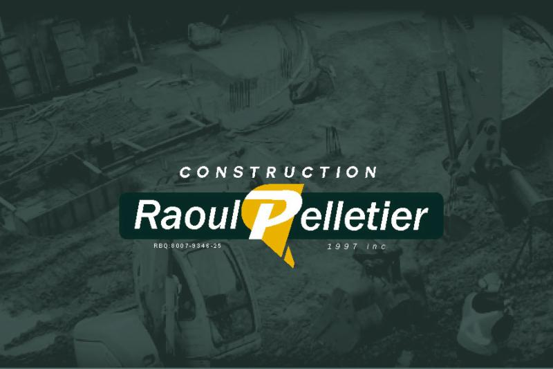 Construction Raoul Pelletier (1997) Inc à Lévis