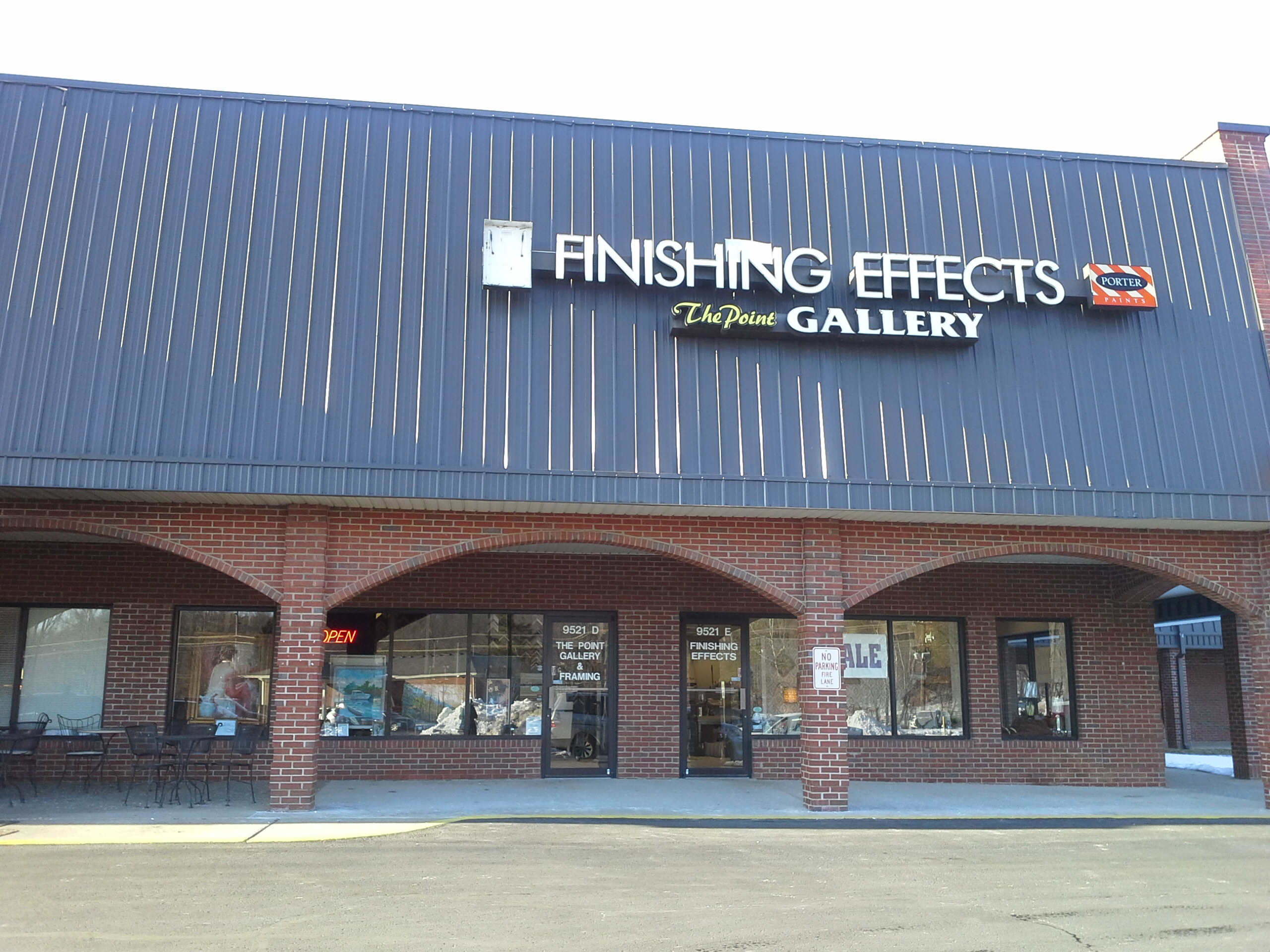 The Point Gallery & Framing