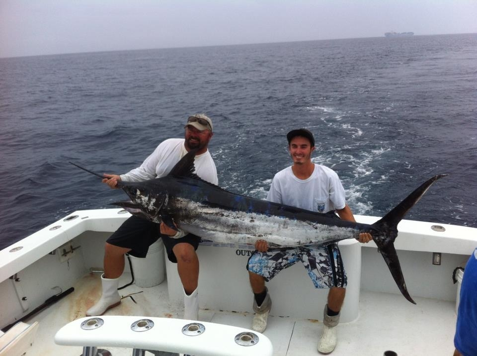 Outcast charter fishing in bal harbour fl whitepages for Deep sea fishing houston