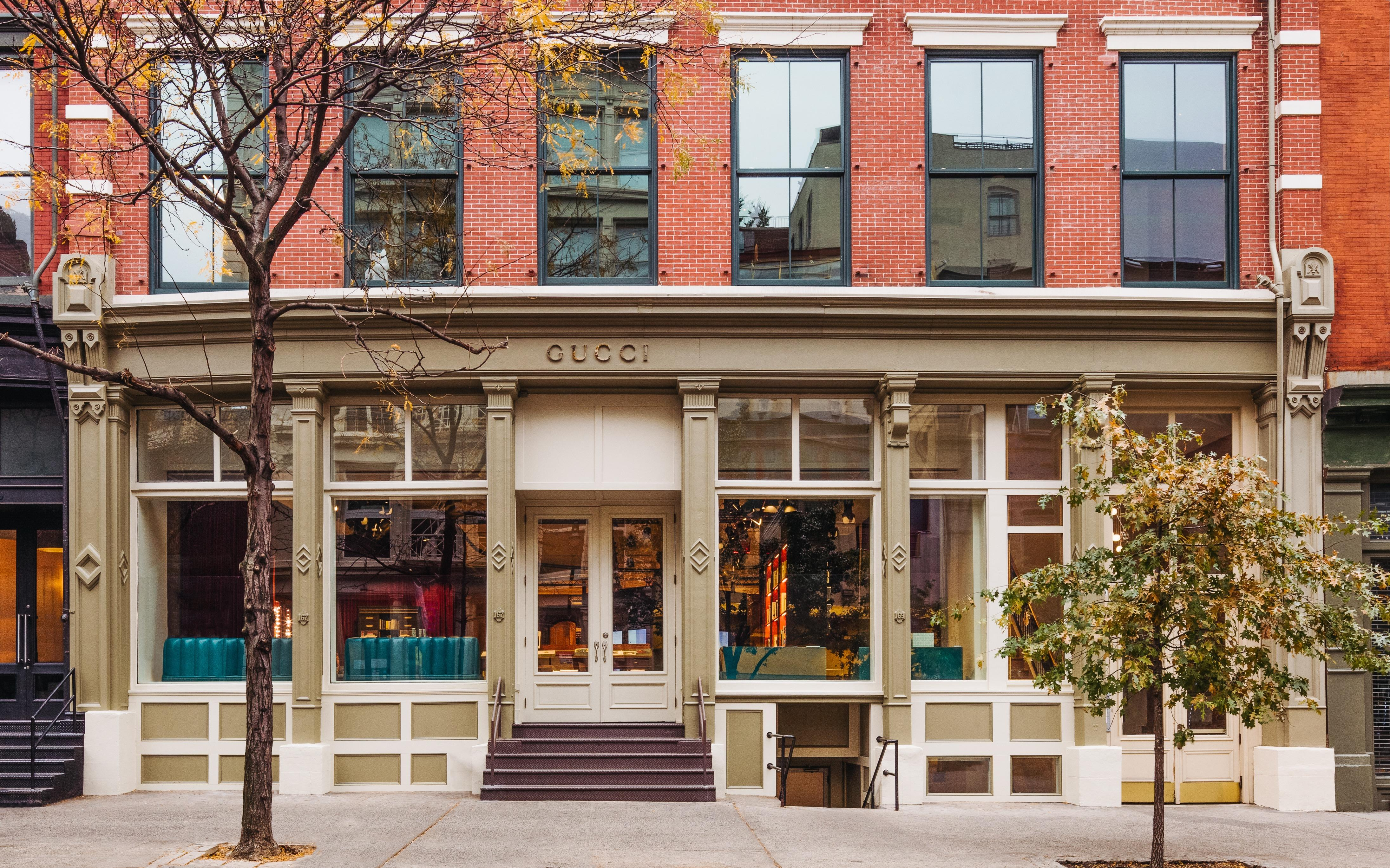 Gucci Wooster Bookstore image 0