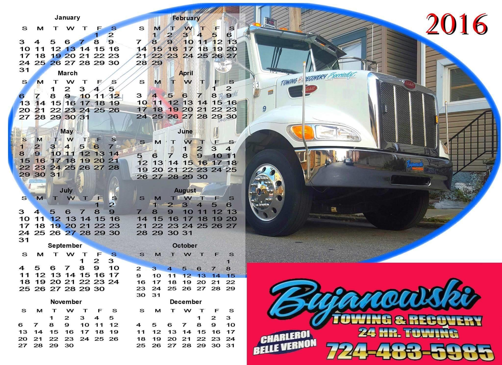 Bujanowski Towing Service image 2