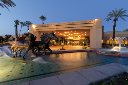 DoubleTree Resort by Hilton Hotel Paradise Valley - Scottsdale image 4