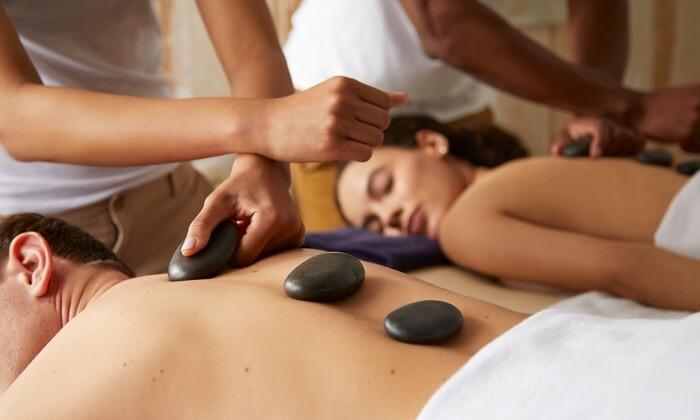 couples Massage with two Licensed Massage Therapist