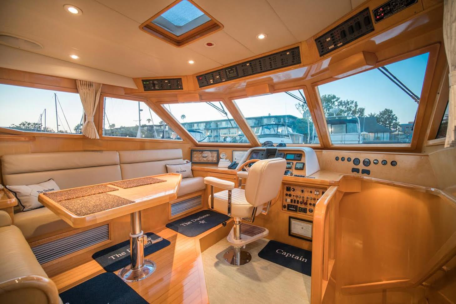 The Duchess Yacht Charter Service image 5