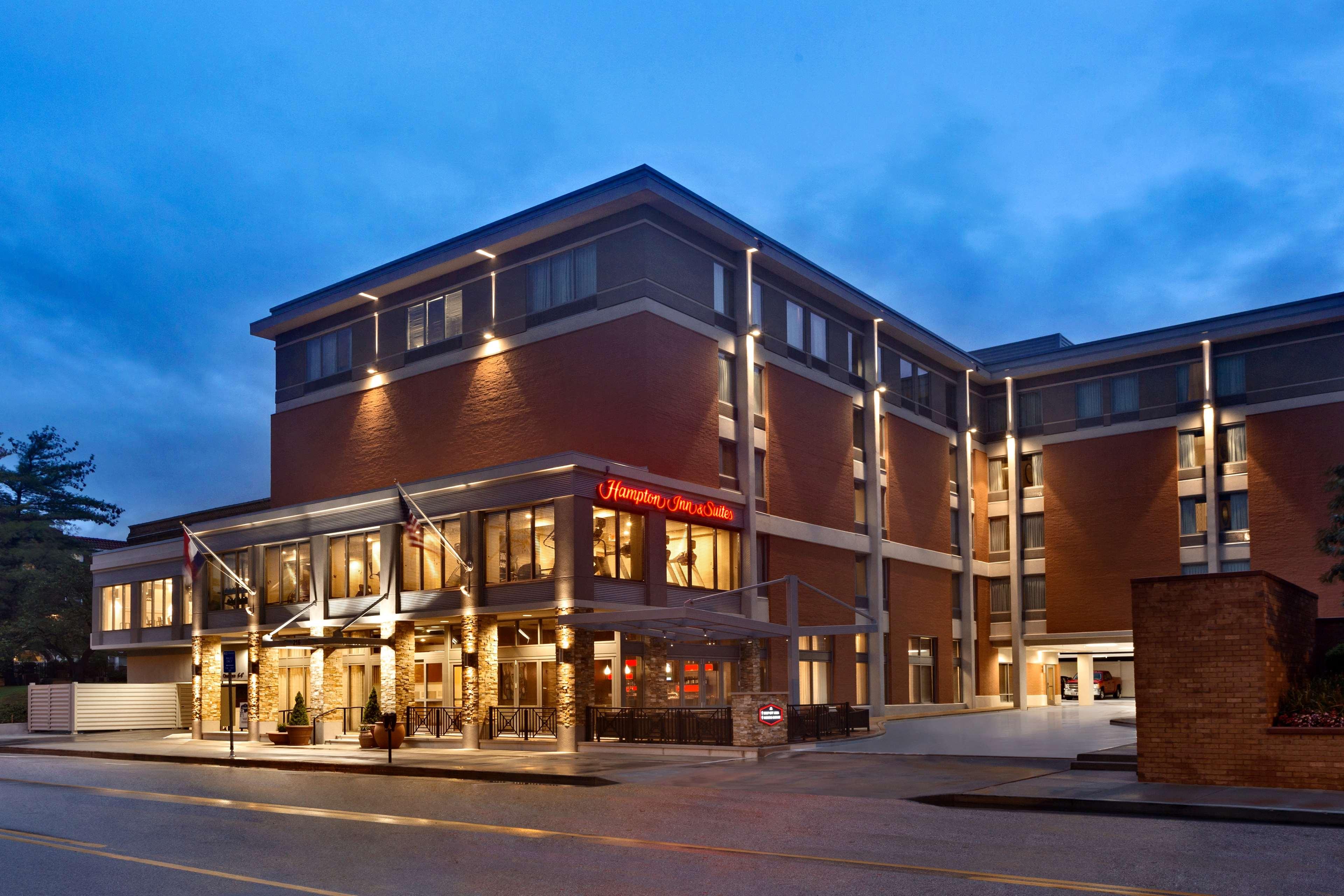 Hampton Inn and Suites Clayton/St Louis-Galleria Area image 0