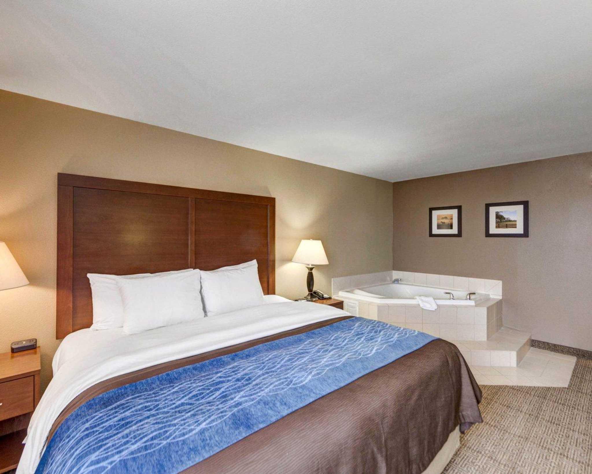 Comfort Inn & Suites Plano East image 41