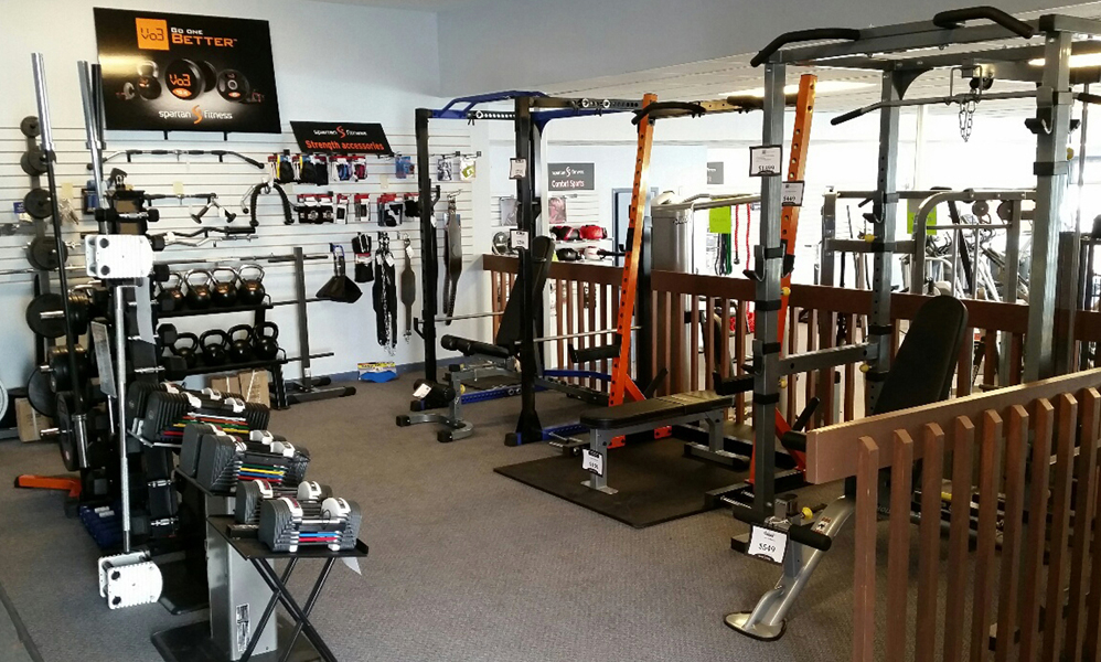 Spartan Fitness Equipment