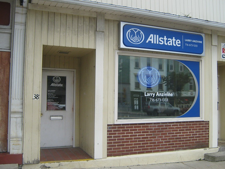 Lawrence Anzivine: Allstate Insurance | 38 W Main St, Fredonia, NY, 14063 | +1 (716) 673-1333