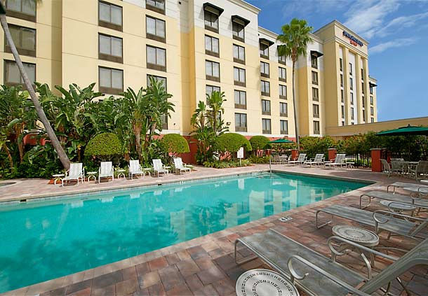 SpringHill Suites by Marriott Tampa Westshore Airport image 6