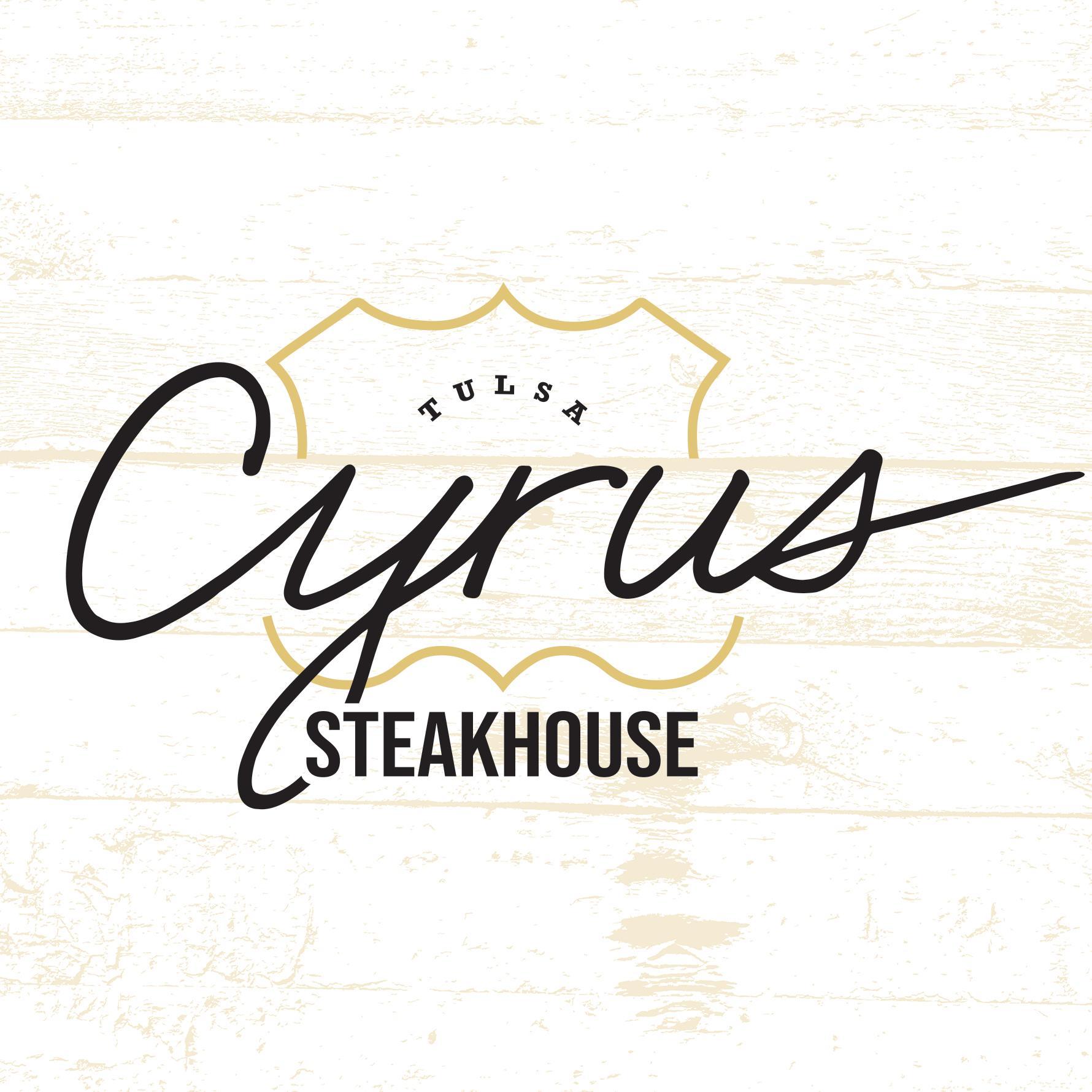Cyrus Steakhouse Tulsa