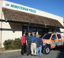 Minuteman Press - ad image