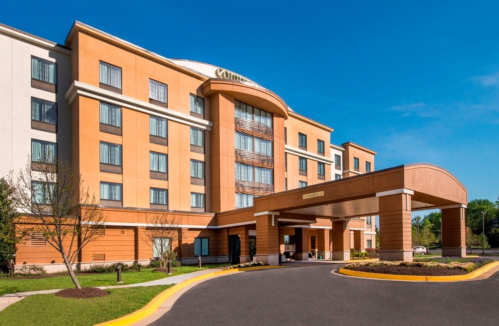 Courtyard by Marriott Fort Meade BWI Business District image 0