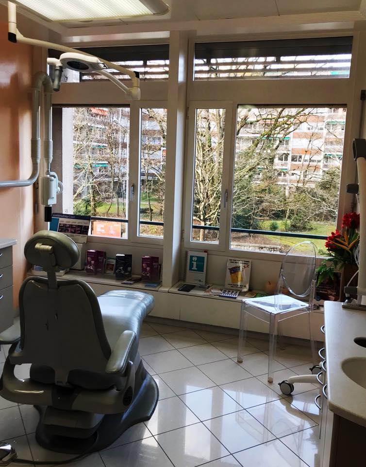 Geneva New Dental Art - Dr. Méd-dentiste Charles-Antoine Zaher