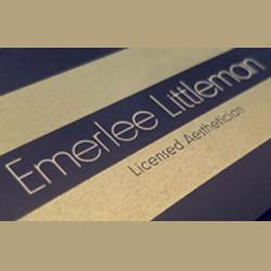 Emerlee Littleman, Licensed Aesthetician