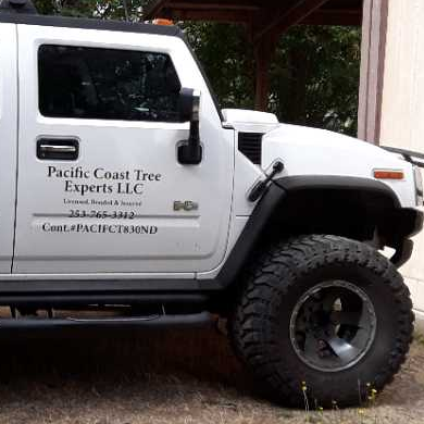 Pacific Coast Tree Experts, LLC