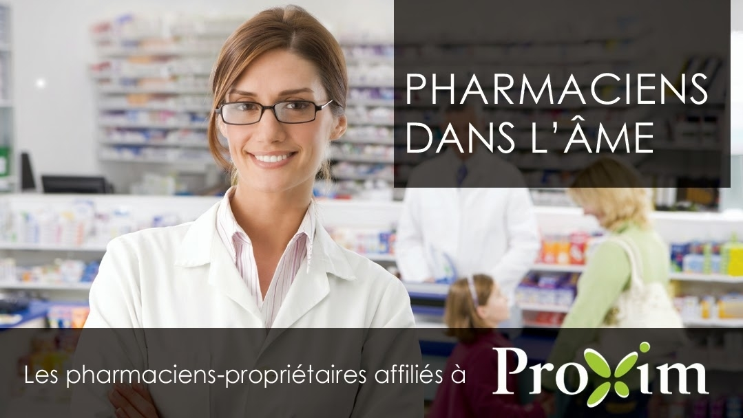 Proxim Affiliated Pharmacy - Yvan Lagacé à Longueuil