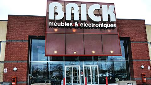 Brick à Saint-Hubert