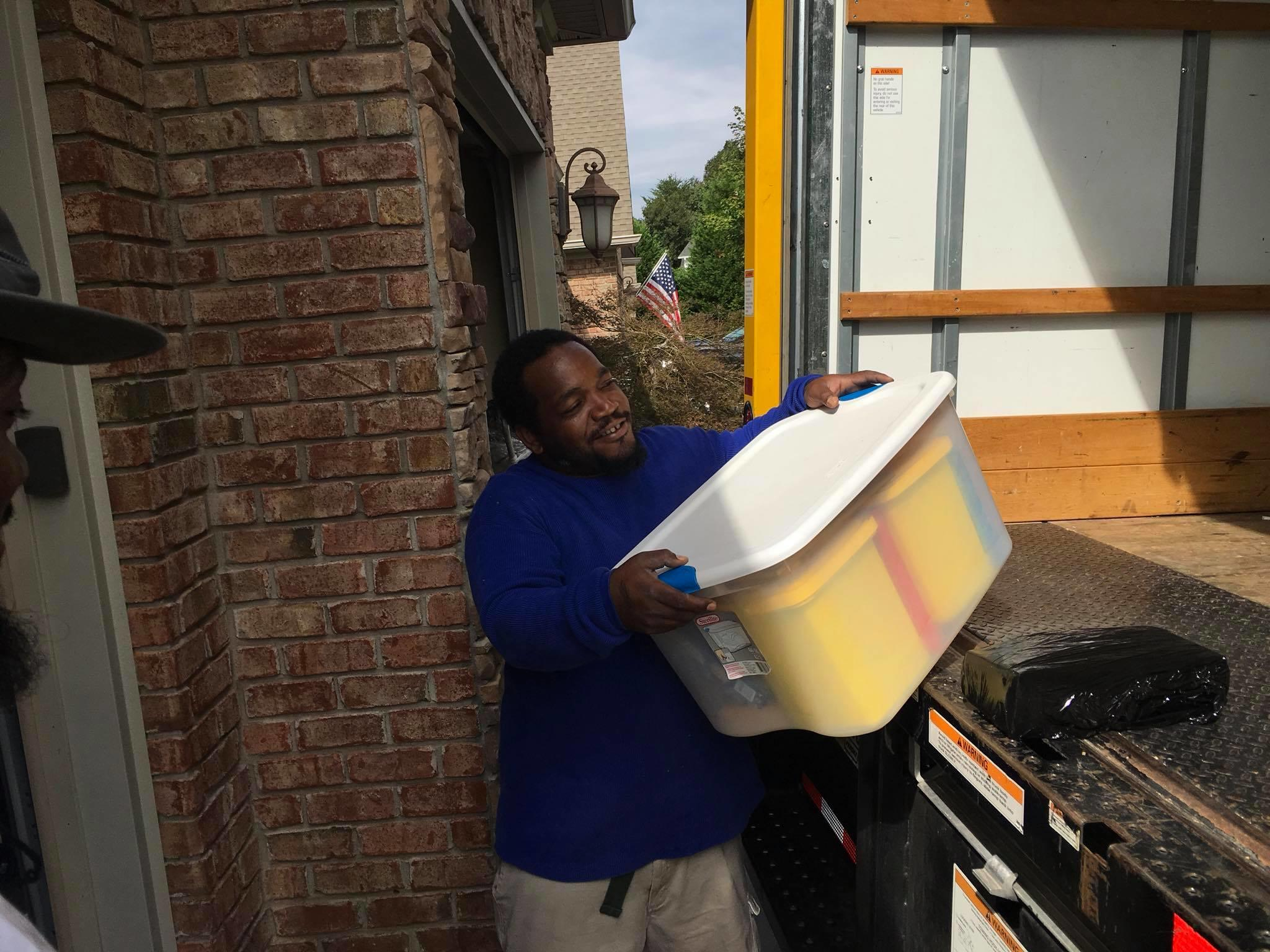 Pannell's 1st Team Moving & Delivery LLC image 7