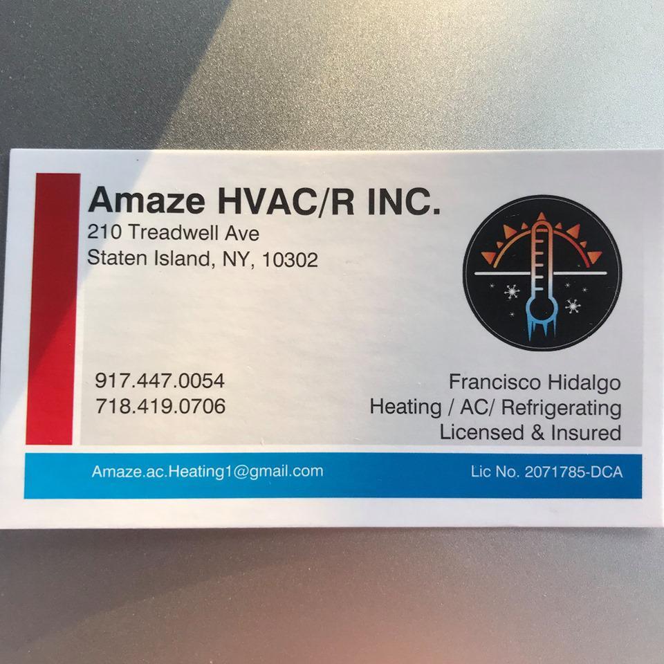 Amaze HVAC/R Inc. image 1