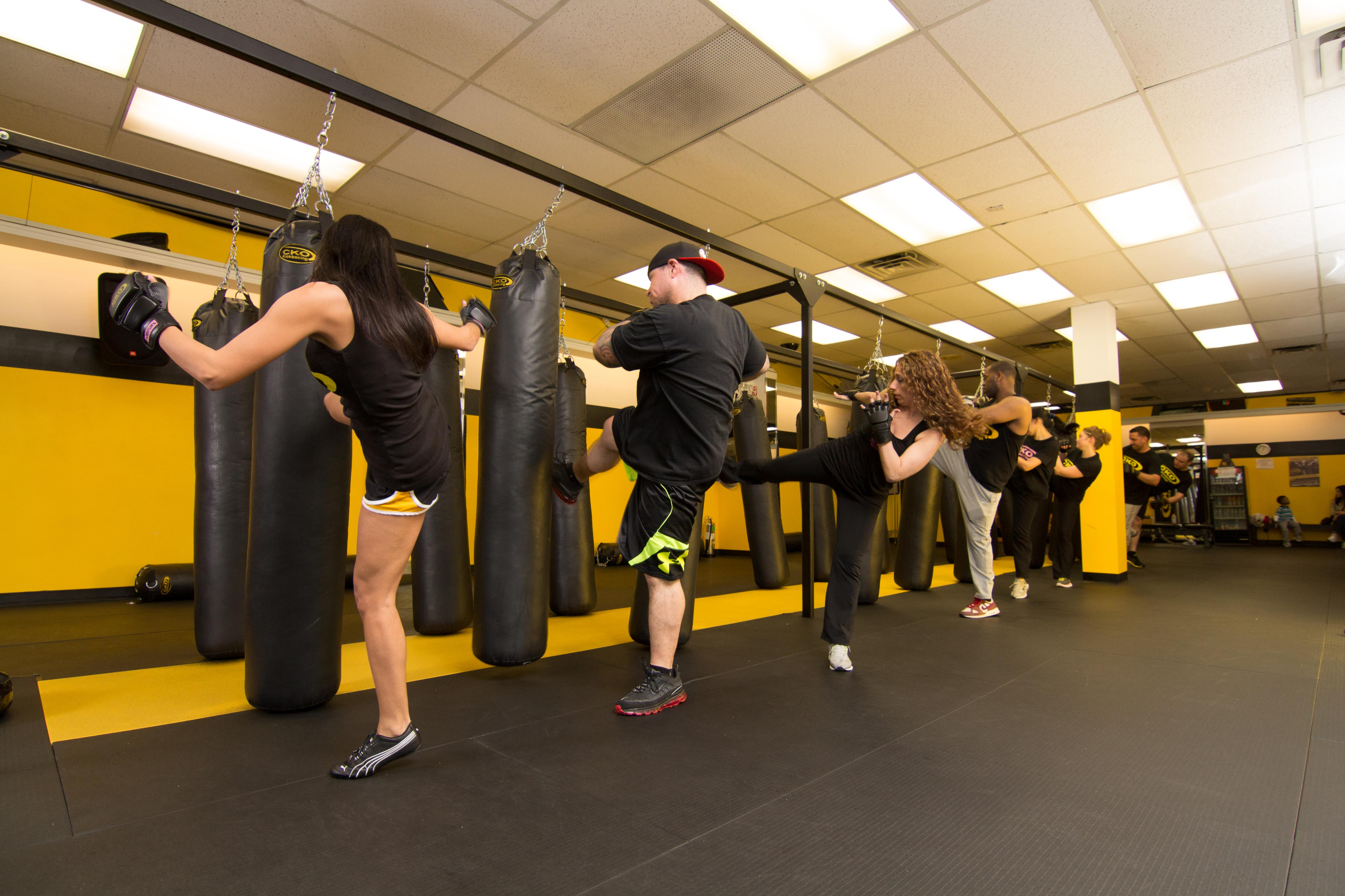 Cardio Kickboxing In Staten Island