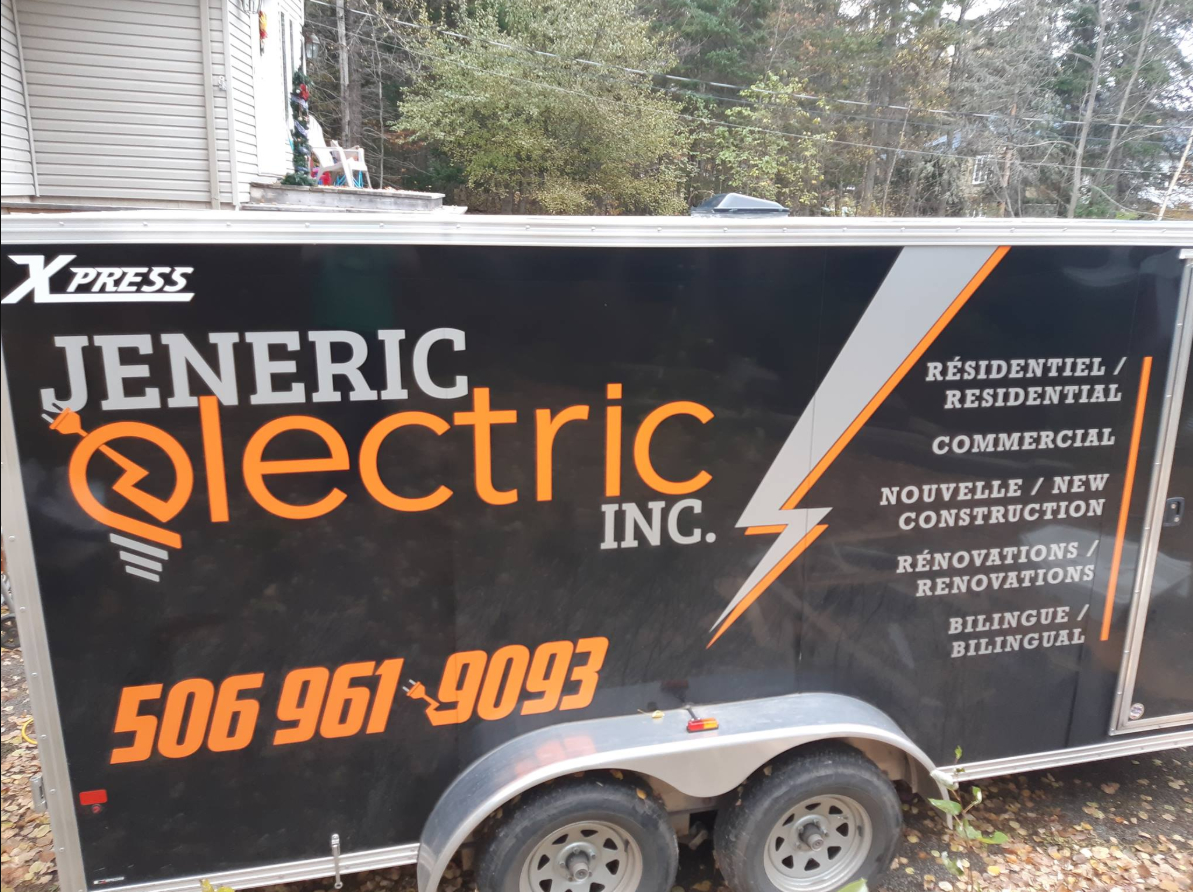 JenEric Electric Inc in Dieppe