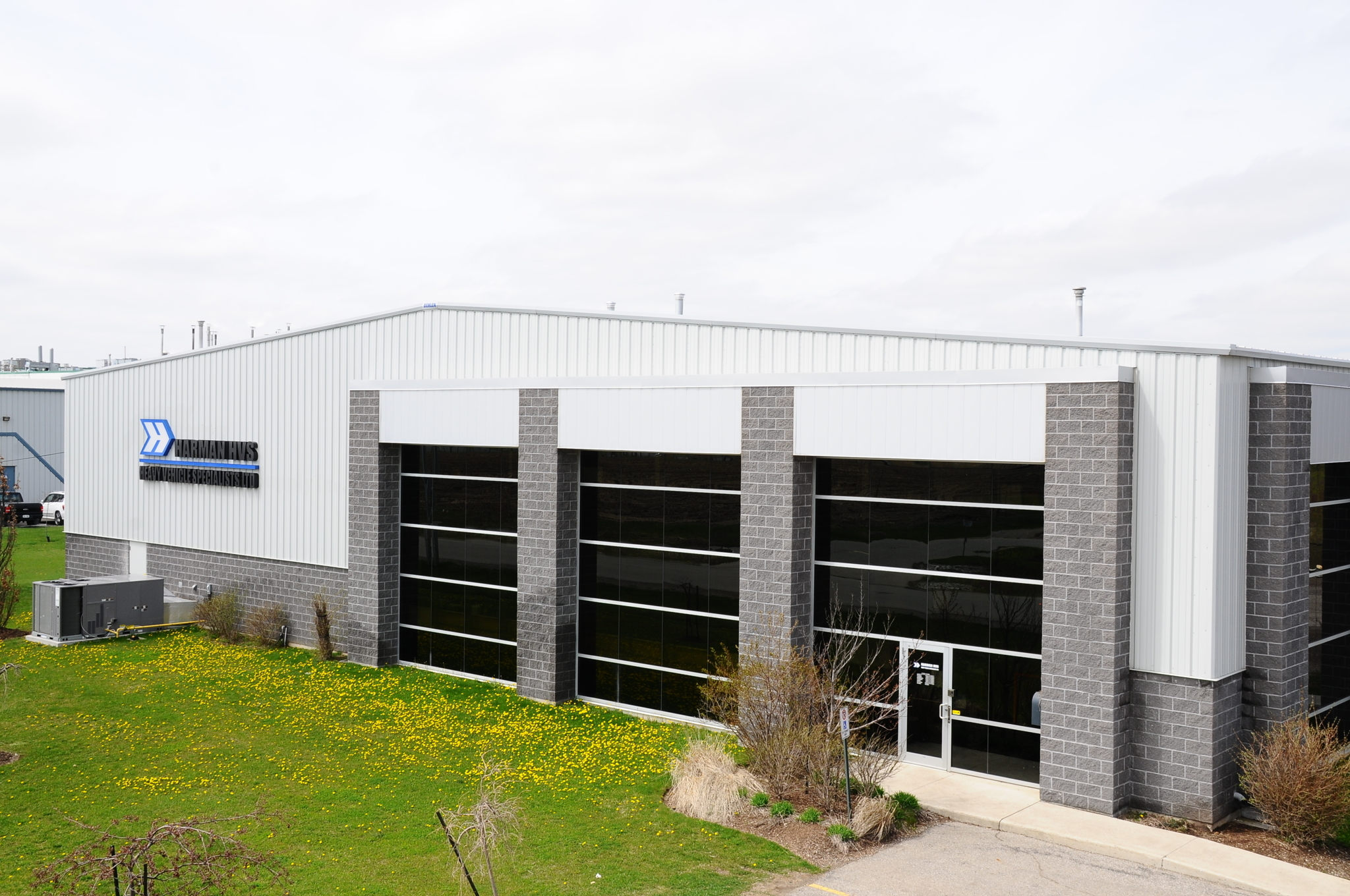 Harman Heavy Vehicle Specialists Ltd