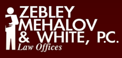 Zebley Mehalov & White Law Offices - ad image