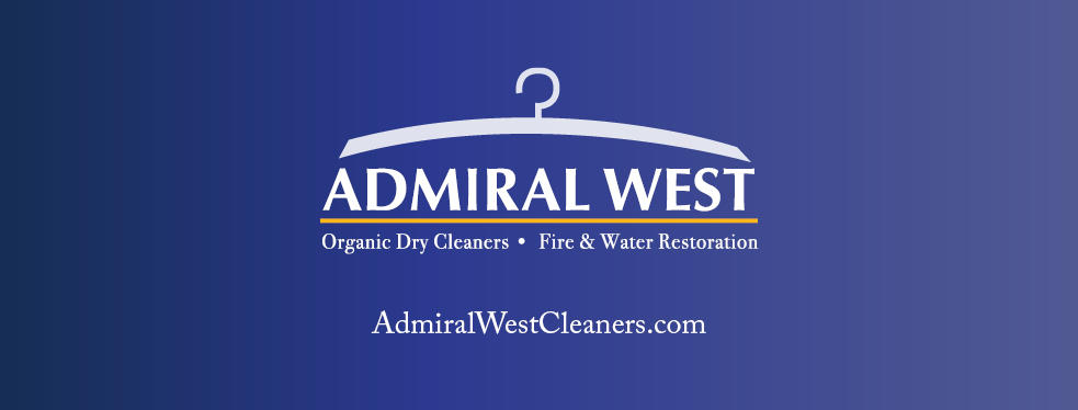 Admiral West Cleaners image 0