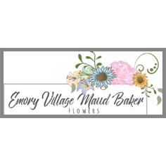 Emory Village Maud Baker Flowers