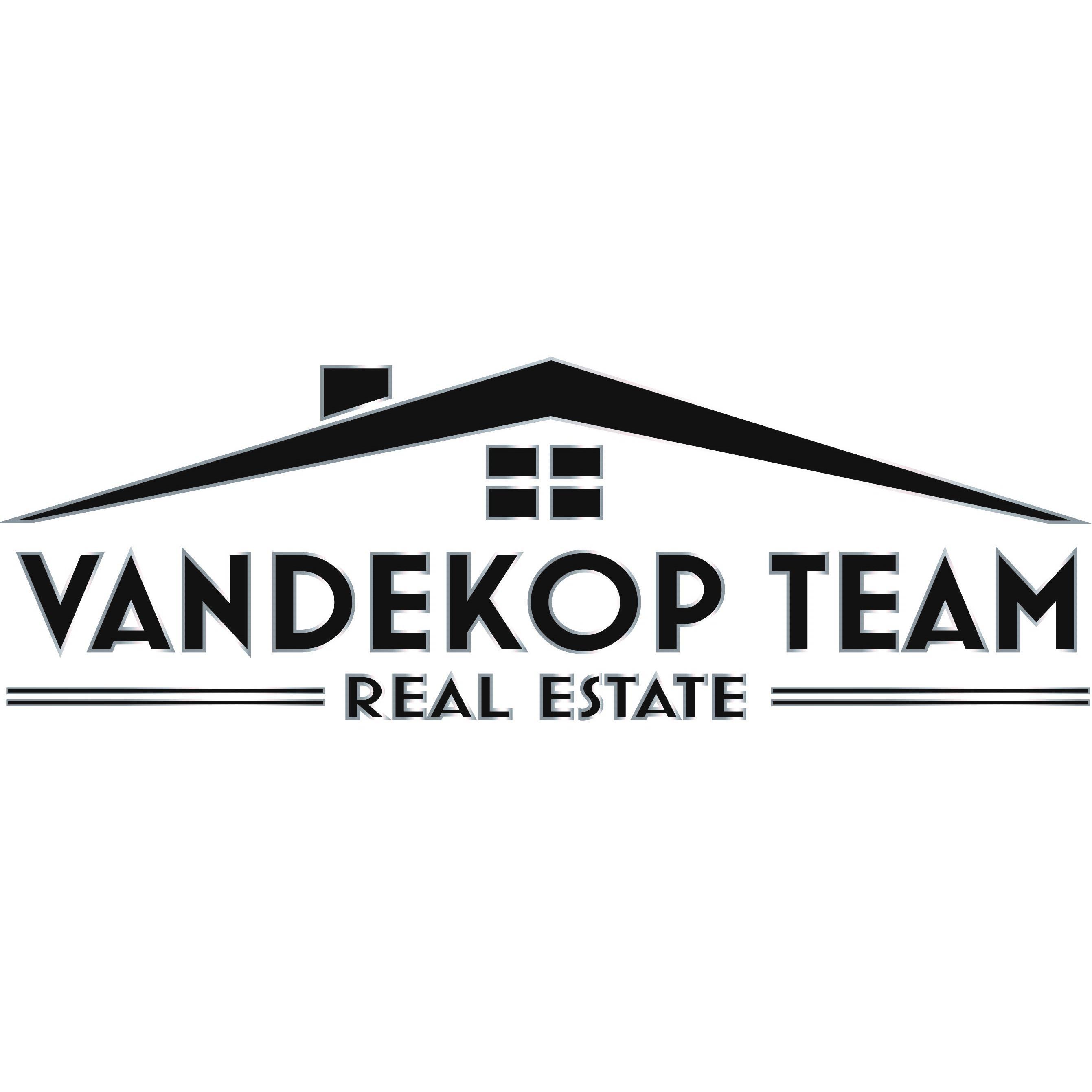 The VanDeKop Real Estate Team