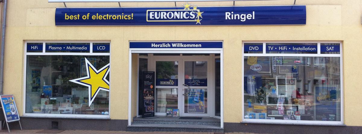 Bild der EURONICS Ringel
