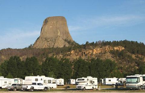 Devils Tower / Black Hills KOA Journey image 1